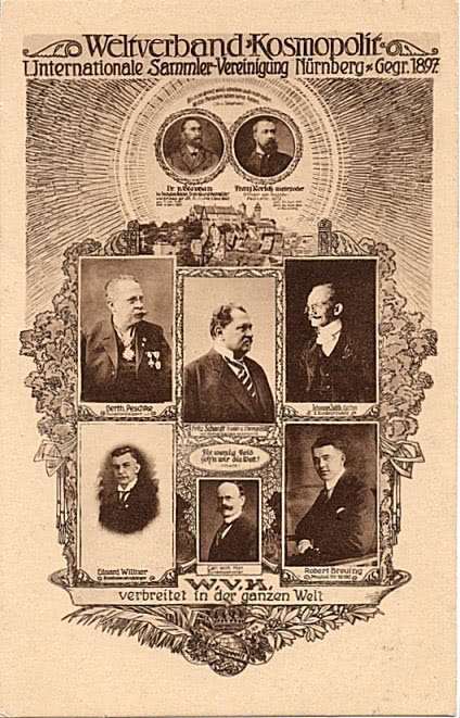 World Association Kosmopolit's founders