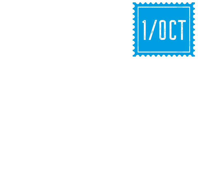 World Postcard Day Logo